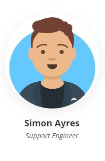 Team Member Simon