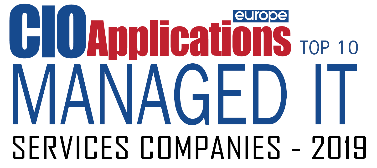 Genmar Awarded Top 10 Managed IT Services Companies - 2019