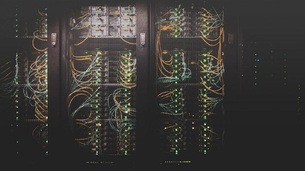 server data centre