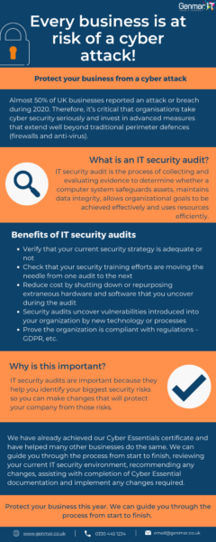 Cyber sec Infographic