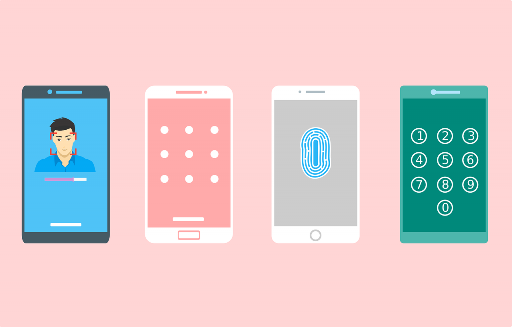 secure smartphone in 5 minutes